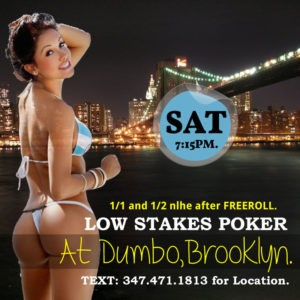 Dumbo, Brooklyn Poker #347.471.1813