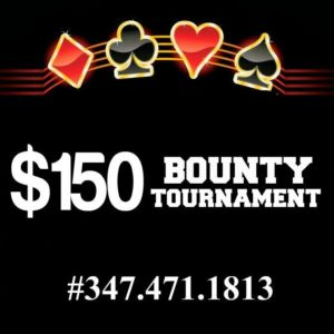 Bounty Poker Tournament