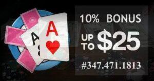 Home Poker Bonus