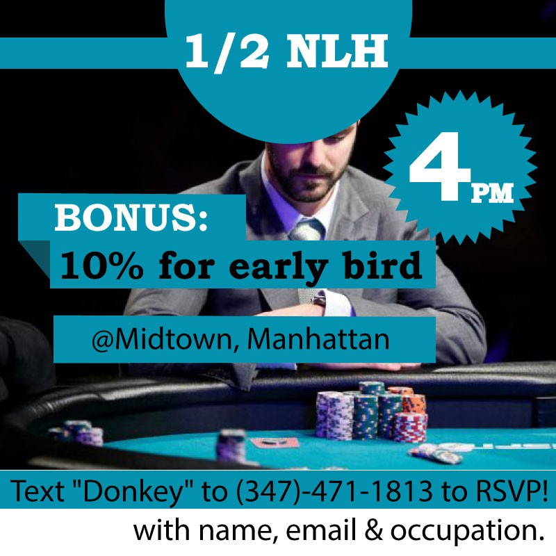 Nyc poker rooms
