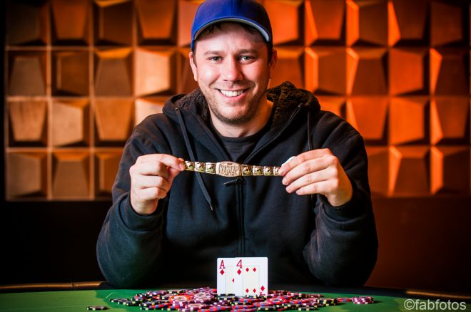 2015 WSOP Europe Main Event winner