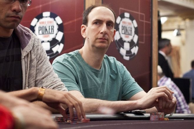 Erik Seidel A Legend Takes the Lead at 2015 WSOP Europe