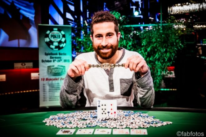Jonathan Duhamel wins Third Bracelet in the WSOP Europe High Roller