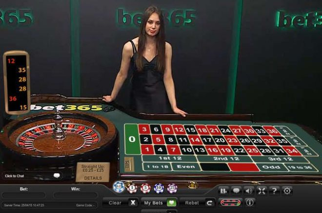 live online casino dealer