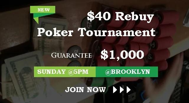 foxwoods free play poker tournament