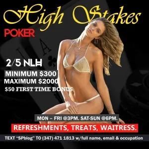 2/5 No Limit hold'em