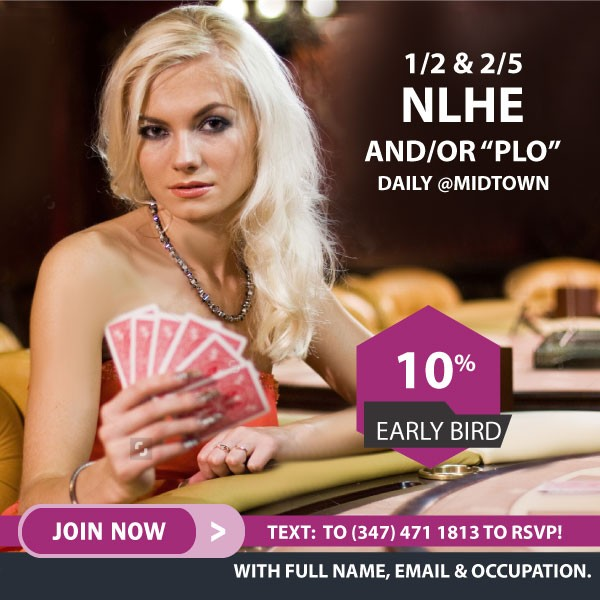 Cash games, Poker tournament or PLO