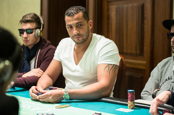 Anas Tadini led the way after Day 1 of the 2016 Marrakech Poker Open Main Event.