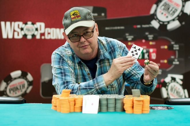 Chris Reslock Wins Eighth WSOP Circuit Gold Ring