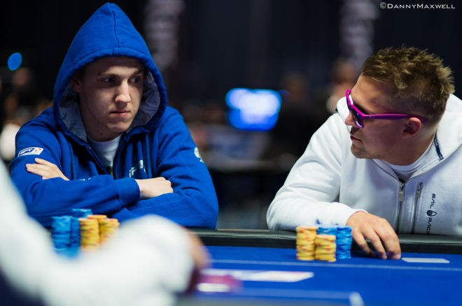 Six Kinds of Players Are Taking in the Flop
