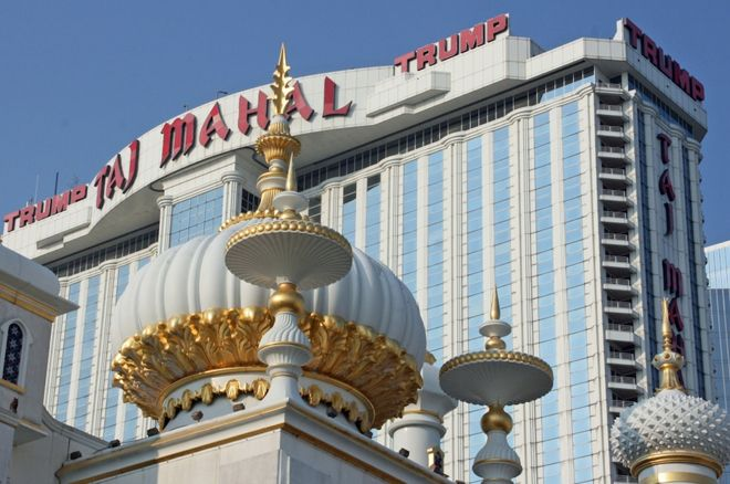 Trouble at the Taj While Cash-Strapped Atlantic City Faces Shutdown