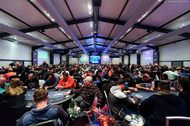 The Redbet LIVE Rozvadov Poker Festival Kicks Off at King's Casino on May 2