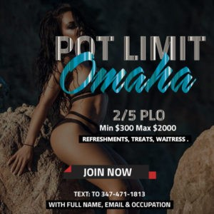 $2/$5 Plot Limit Omaha