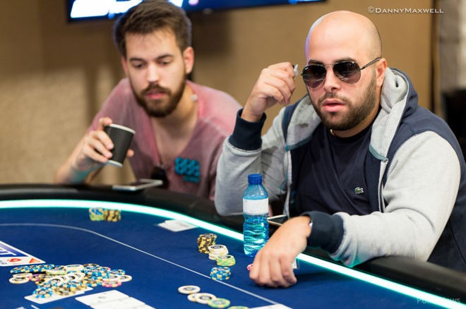 2016 EPT Barcelona Main Event Day 1