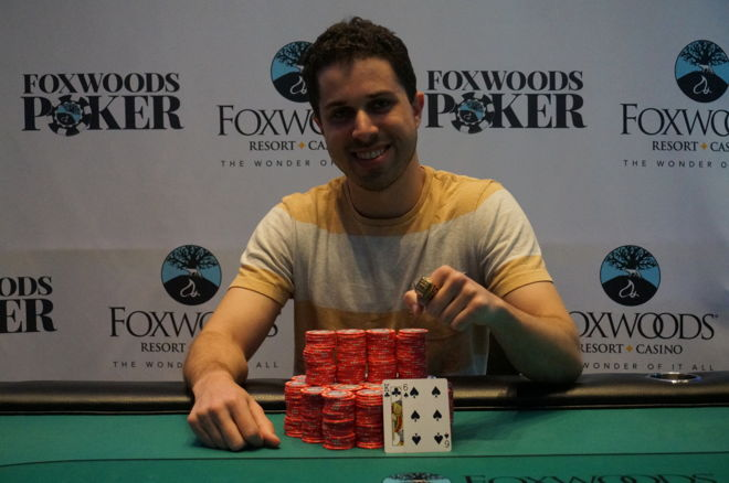 Julian Sacks Wins WSOPC Foxwoods Main Event