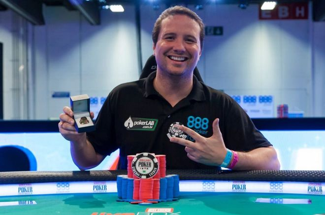 Bruno Foster Wins His First WSOPC Ring