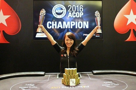 CELINA LIN WINS HER SECOND SPADIE