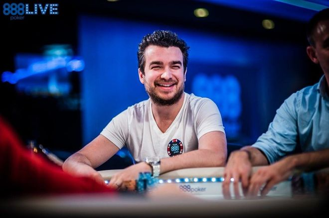 Chris Moorman looking forward to the $500K guaranteed 5th Anniversary Mega Deep.