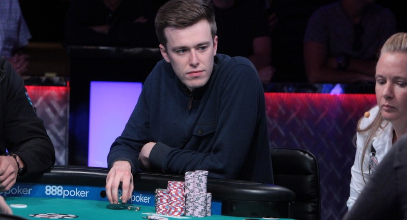 2016 WSOP Main Event: Gordon Vayo Eliminated in 2nd Place