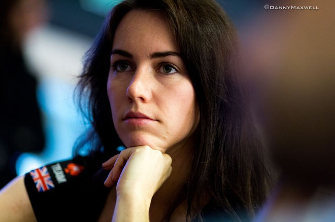 Team PokerStars Pro Liv Boeree Wants to Save the World