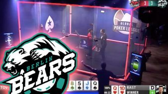 The Berlin Bears Move on to the Global Poker League Final