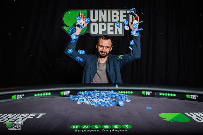 Traian Bostan wins the 2016 Unibet Open in Bucharest