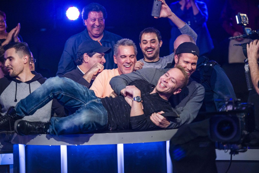 James Romero Wins WPT® Five Diamond