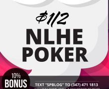 100% Safe and Secure Social Poker Room in Midtown, New York City!