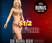Join the New York's Best Low Stakes No Limit Hold'em Poker Room!