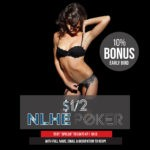 Join the Hottest Poker Network and Play No Limit Hold'em Poker Events!