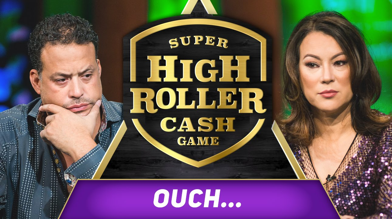 Ouch…| Super High Roller Cash Game | Poker Central