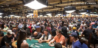 2017 World Series of Poker Main Event Draws Third Largest Field In History