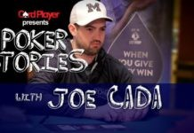 "Poker Stories Podcast Joe Cada: After WSOP Main Event Win, ""Everyone Thought I Was Bad And Lucky"""