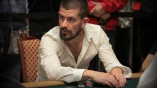 "Gus Hansen ""Up and Down"" in $2k/$4k Bobby's Room Games"