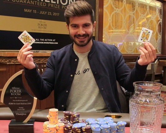 Javier Gomez Wins Card Player Poker Tour Venetian Main Event For $561K