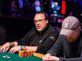 MICKEY CRAFT SITS NEAR THE TOP OF THE DAY 2A/B LEADERBORAD Lawrence Bailey and Mickey Craft sit atop the