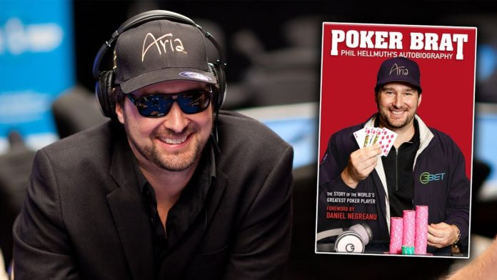 Phil Hellmuth's Autobiography, Poker Brat, Now Available