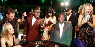 Kevin Hart bets, Usain Bolt (really) flats