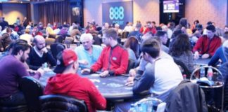 $800,000 GTD, Action Clock On as 888Live London Hits Oct. 5