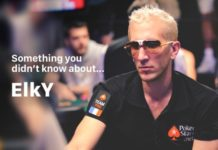 Something you didn't know about... Bertrand 'ElkY' Grospellier