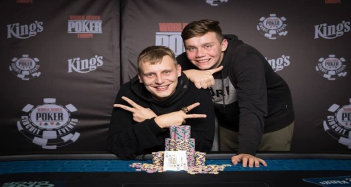 WSOP Circuit at King's Casino in full swing