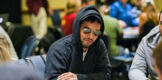 Zachary Smiley Lead 120 Survivors into Day 2 of WPT Bestbet