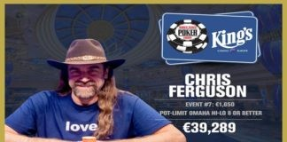 WSOP Player of the Year 2017 title won by Chris Ferguson