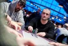 PokerStars Festival Hamburg: Dan Stacey cruising with the bubble looming