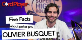 Five Facts About Poker Star Olivier Busquet