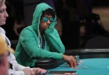 Upeshka De Silva Wins WPTdeepStacks san Diego Main Event Oct 31,2017