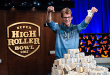 Super High Roller Bowl Champion Christoph Vogelsang Eyes WSOP Europe €111,111 High Roller for ONE DROP Title
