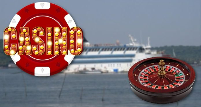 Golden Globe to get jetty for casino ship MV San Domino