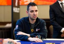 Sergio Aido Proceeds as Chip Leader to PokerStars Championship Prague €10,300 High Roller Final Day