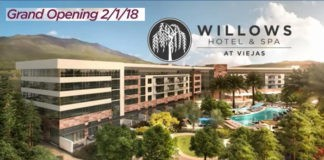 "Viejas Casino in San Diego County to open new ""adult only"" luxury tower"